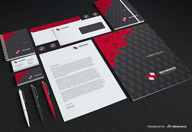commerical stationary design