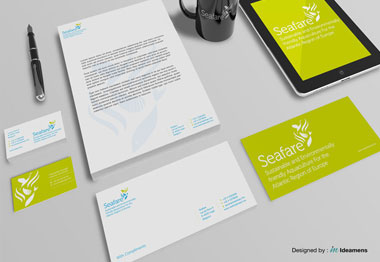corporate stationary designes